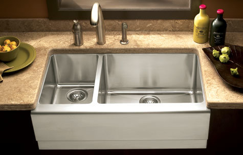 Some People Prefer Porcelain Sinks But They Can Be Susceptible To Chips And  Cracks.